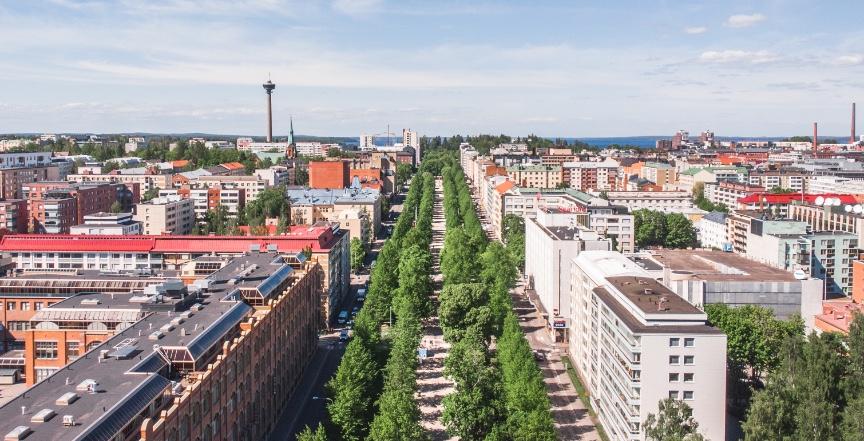 Tampereen Kaupungin Sähkölaitos